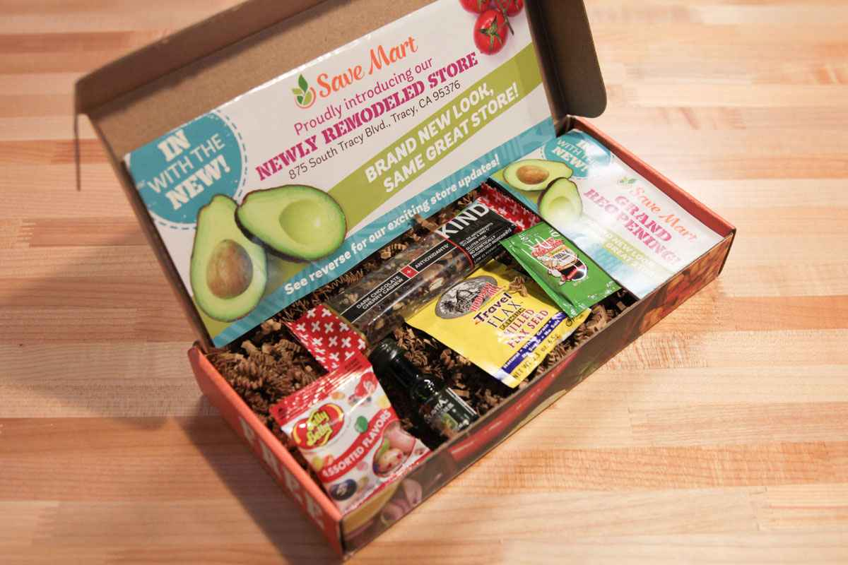 Save Mart Corporate Promotional Merchandise Mailer